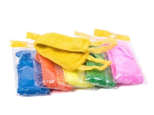 МОЧАЛКА - ПОЯС пластмассовая (полипропилен) 40*11 см (арт. 401102, код 194483)