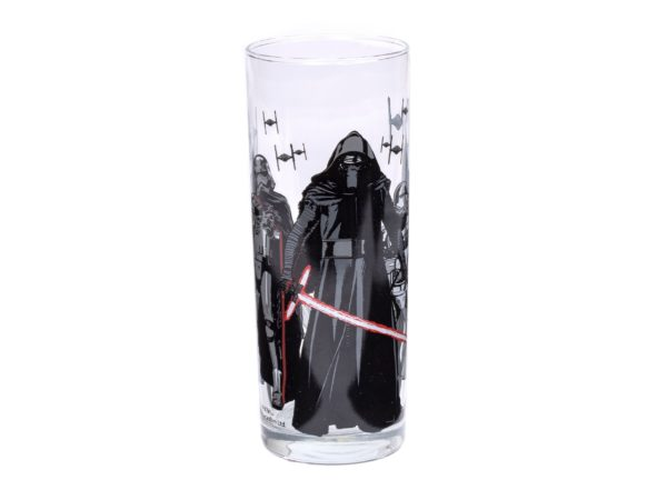 "СТАКАН стеклянный ""Star Wars"" 350 мл (арт. 19с2090ДЗStarWarsкр, код 038039)"