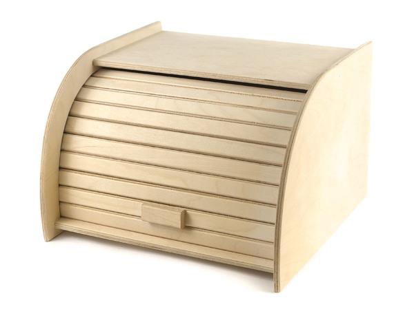 ХЛЕБНИЦА деревянная (фанера) 30*31*21 см (арт. BB101328, код 084210)