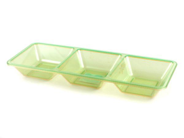 МЕНАЖНИЦА пластмассовая 0,4/0,4/0,4 л (арт. 10082, код 073665)