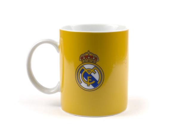 """ЧАШКА фарфоровая """"Real Madrid"""" 310 мл (арт. 75601)"""