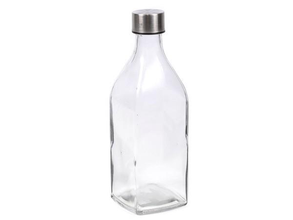 БУТЫЛКА стеклянная для питья 1,1 л (арт. OV-NRL, код 215867)