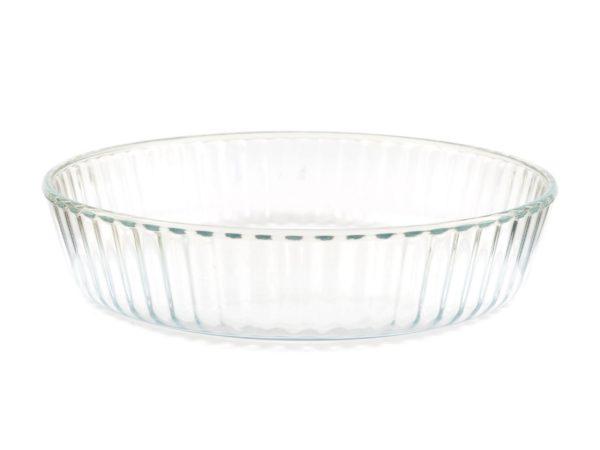 ФОРМА ДЛЯ ВЫПЕЧКИ стеклянная круглая 26,3*5,7 см/2,1 л (арт. 4218, код 087167)