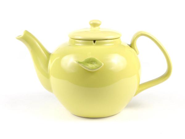 ЧАЙНИК керамический c держателем для чайного пакетика 1100 мл (арт. SFYT064L-GR, код 180871)