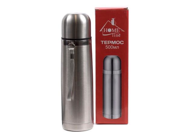 ТЕРМОС металлический 500 мл (арт.406012-500, код 090495)