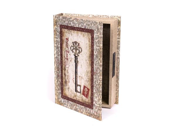 ШКАТУЛКА деревянная с кодовым замком 30*21*7 см (арт. 7790136, код 999947)