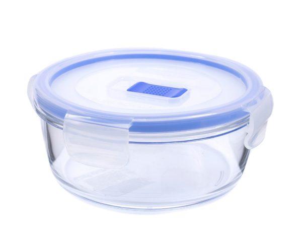"""КОНТЕЙНЕР стеклянный """"Purebox Active"""" 420 мл с пластмассовой крышкой (арт. P3553, код 106448)"""